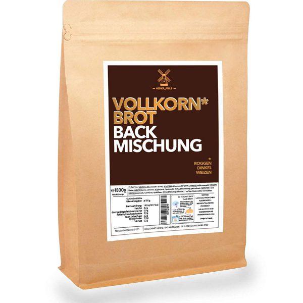 Wiener Mühle Vollkornbrot